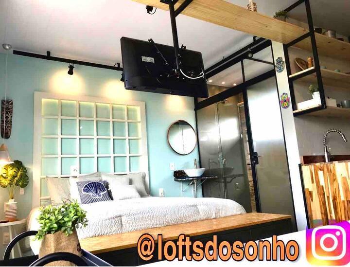 Loft's do Sonho 01