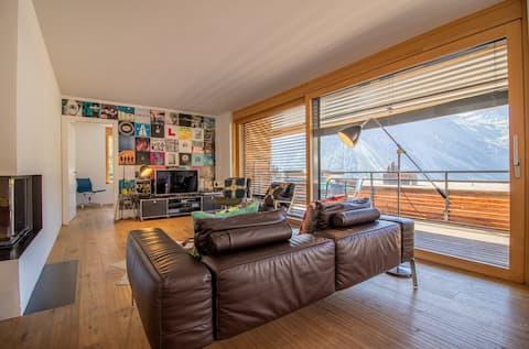 Salis 06, Design-Wohnung
