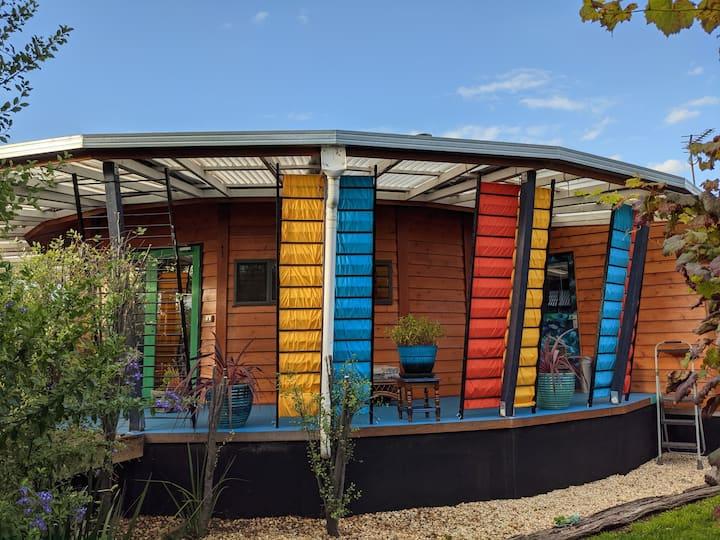 Artist's Garden Yurt