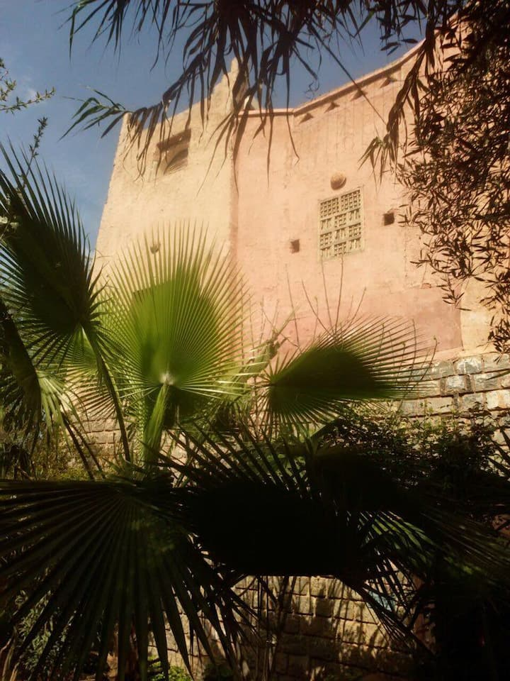 Terrasse suite ,berber guest house : (Dar Ouzoud)