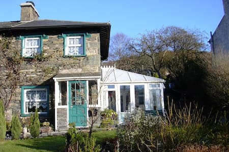 Cosy 2-bed Lakeland Family Cottage - Backbarrow - Hus
