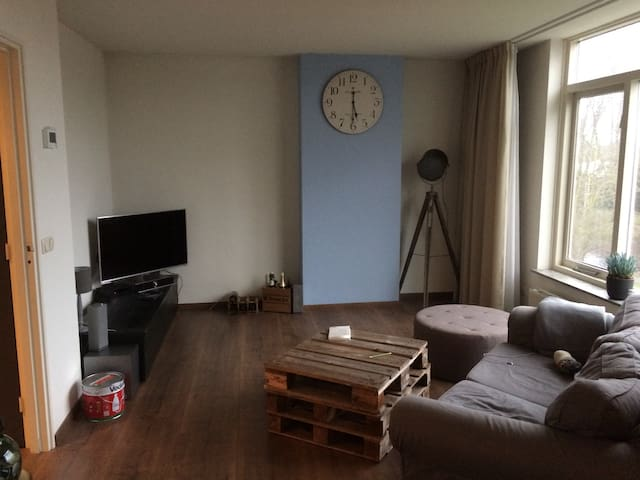 Alkmaar 75m2 apartment 2pers. near the city centre - Alkmaar - Apartment