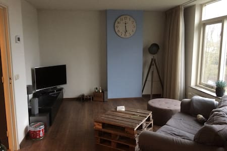 Alkmaar 75m2 apartment 2pers. near the city centre - Alkmaar - Daire