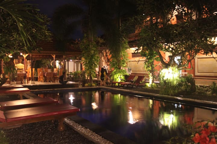 Gangga Blessta Cheap,cozy Home Stay - Gianyar