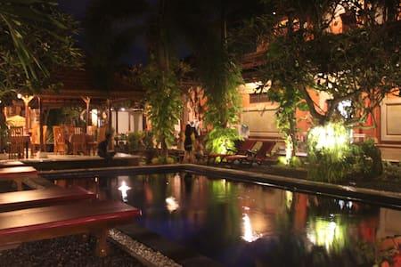 Gangga Blessta Cheap,cozy Home Stay - Gianyar