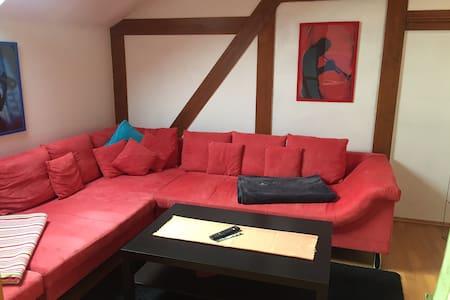 Gemütliche Ferienwohnung in Franken - Rattelsdorf - Appartement