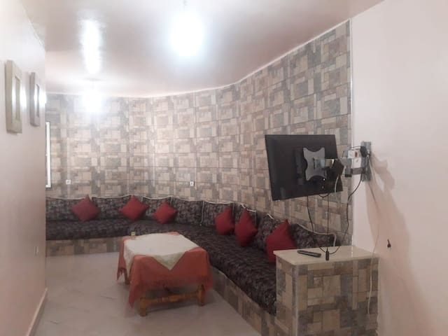 Maisonnette à proximité d'akchour avec terasse