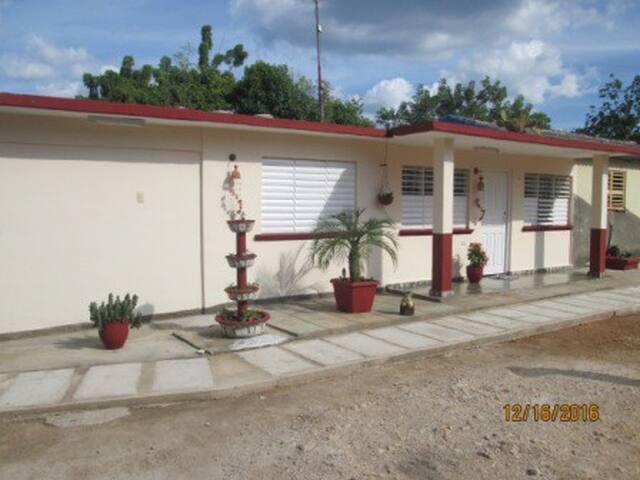 El Rinconcito de Amaury - Habitación - 1 - CU - Huis