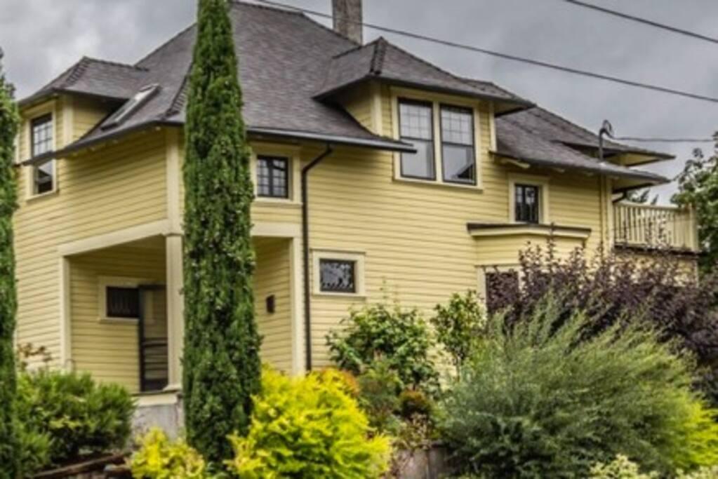 Stunning historic home