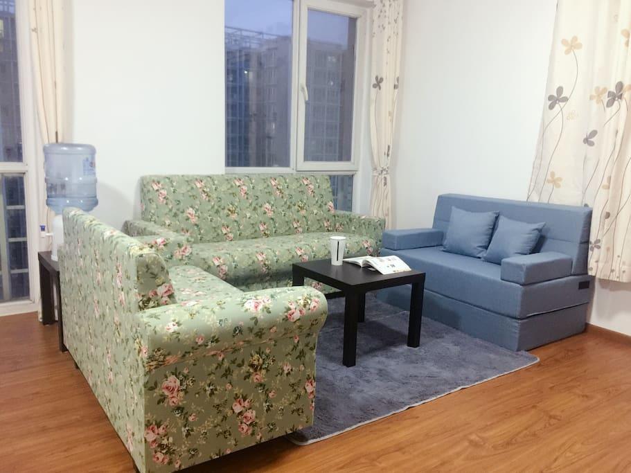 客厅沙发秀~