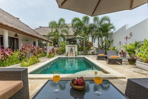 Villa Leelavadee 3BR Private pool, full amenities