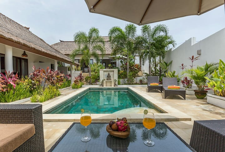 Villa Leelavadee 3BR Private pool, full amenities