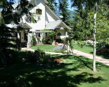 Pend Oreille Lakefront Home    - Hope - Hus
