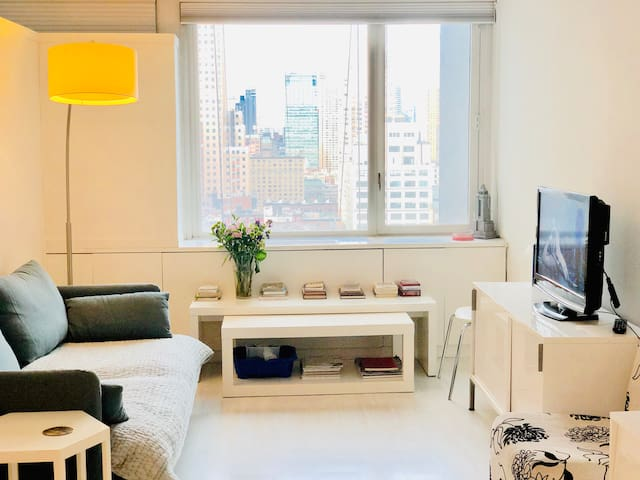 1 bed - Close to Central Park & Columbus Circle
