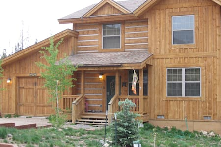 Very Cozy Home in Grand Lake, CO sleeps 8
