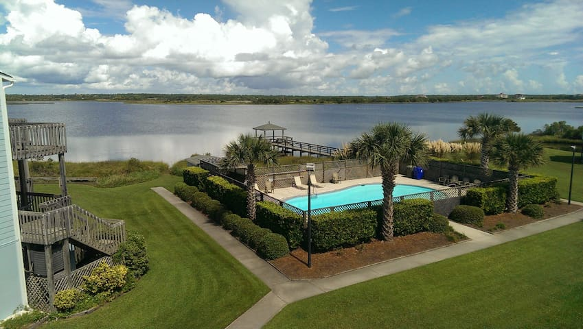 Topsail Island Retreat...! - North Topsail Beach - Casa