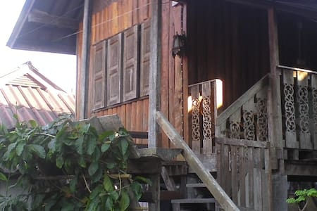 Kanravee Guesthouse 1, Bungalow 12 - Pai, Thailand