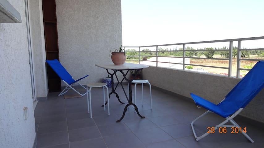 Location estivale 2 pièces Lucciana - Lucciana - Apartment