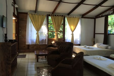 Rainforest Family Suite B&B - Sarapiquí, Heredia - Bed & Breakfast