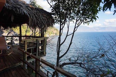 Casa en la Piedra (guest house) - Jaibalito