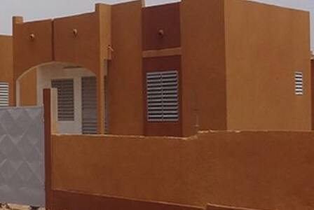 Apartment in Ouagadougou-new located at Bassinko