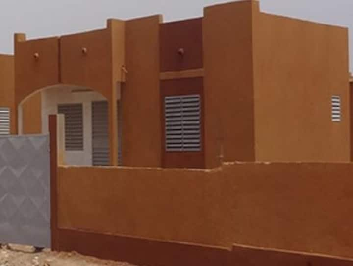 Apartment in Ouagadougou-new located at Bassinko