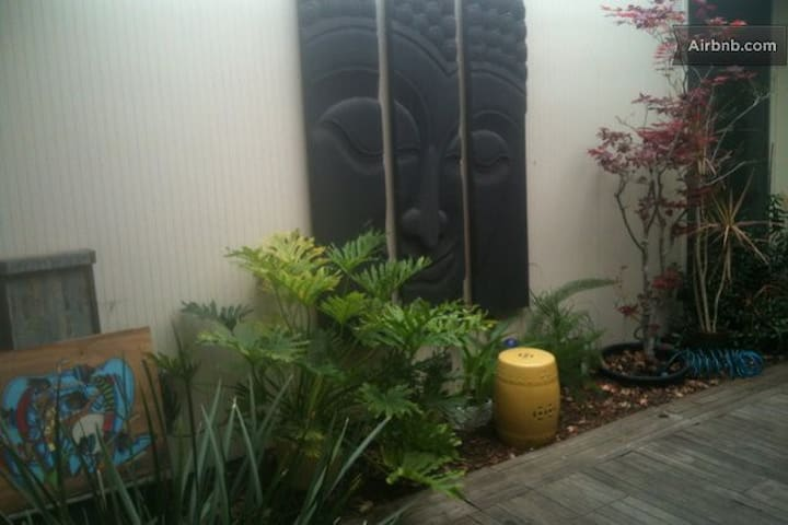 Campbell-Short / Mid term (Atrium) - San José - Casa