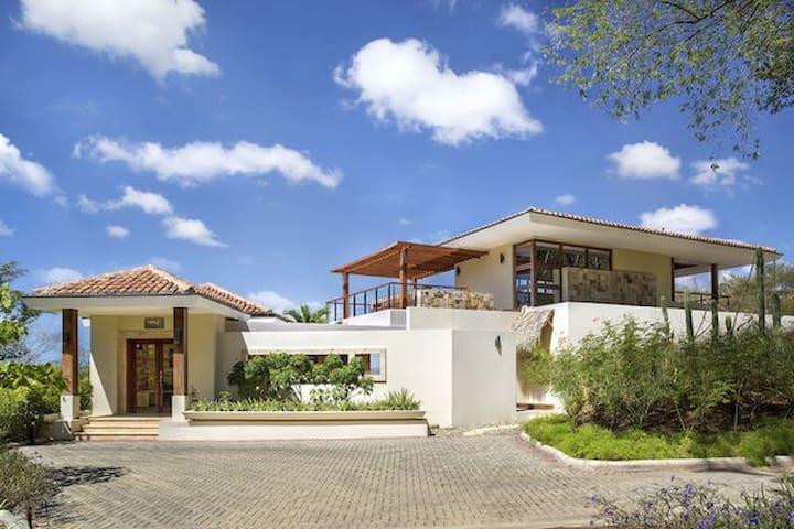 Ocean view villa in Rancho Santana - Rivas - Villa