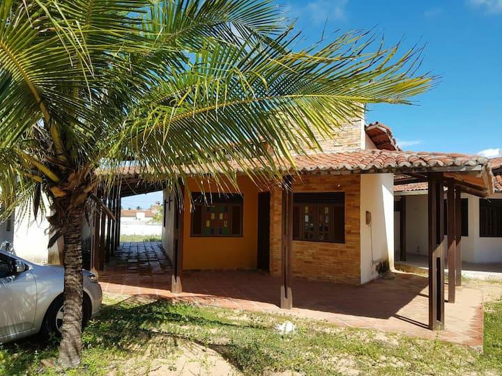 Alugo Casa na Praia de Barra de Maxaranguape/RN