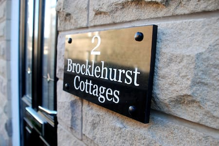 2 Brocklehurst Cottages in Buxton - Buxton - Casa