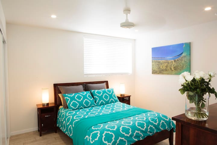 Brunzaway.....Private ground floor apartment - Brunswick Heads - Apartment