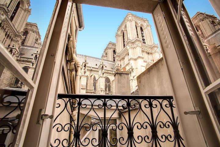 Notre Dame de Paris - Paris - Apartamento