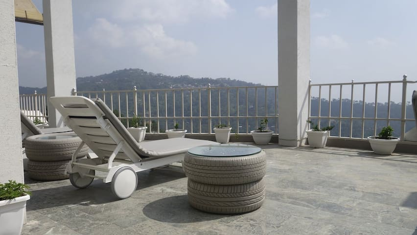 Luxury Stay in Solan  - Solan - House