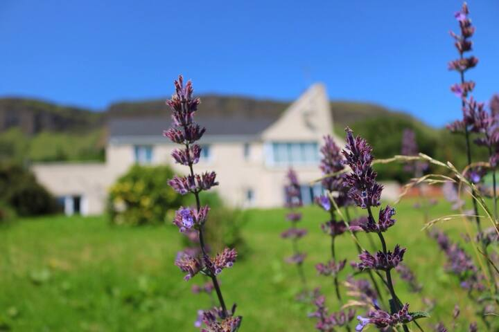 Crumaleanna House - Glenariff,Co. Antrim Coast(1)