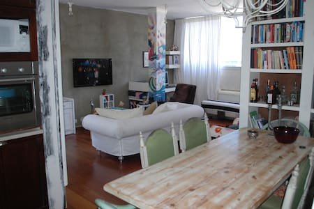 Graet Loft in TLV at the Center and by the sea - Tel Aviv-Yafo