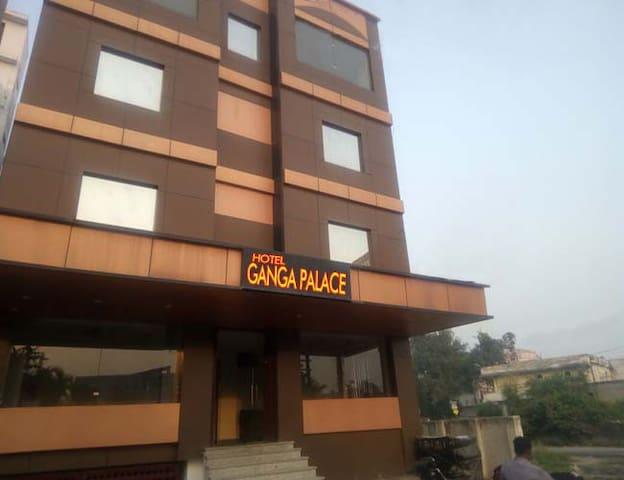 GANGA PALACE - Haridwar - Gistiheimili