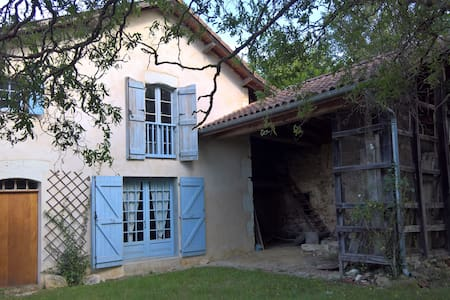 Lovely renovated rectory in sunny Chalosse