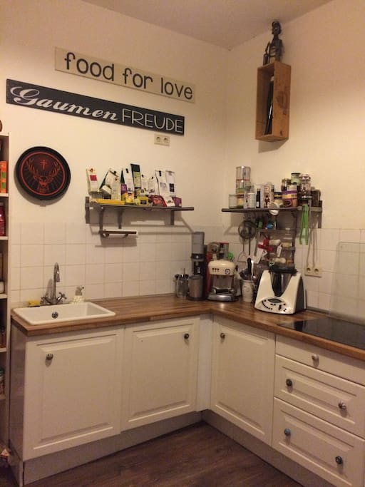 chef´s paradise (incl. thermomix)