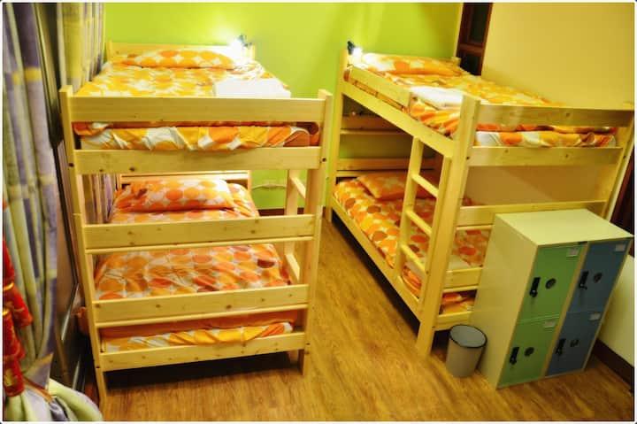 Taipei City Home - Mixed Dorm