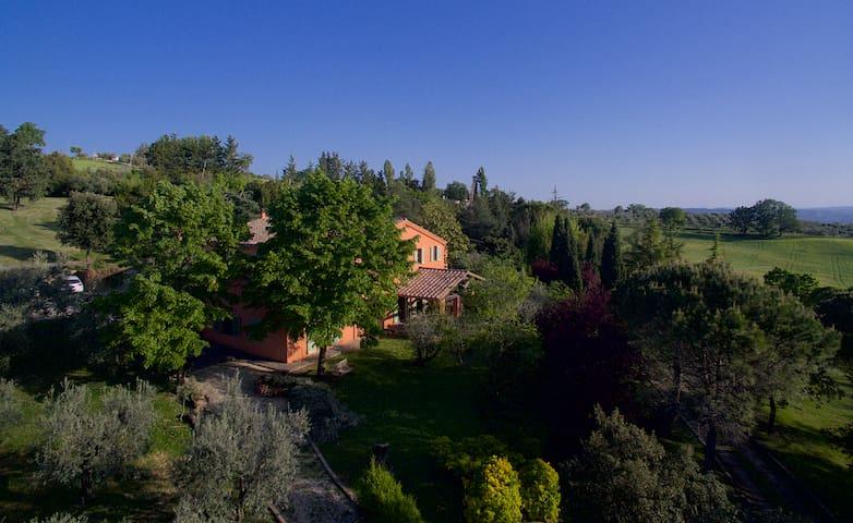 Casa Euterpe -  Amelia - Umbria