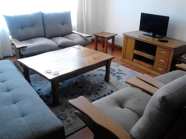 3 BHK Fully Furnished Apartment - Nakuru - Apartment