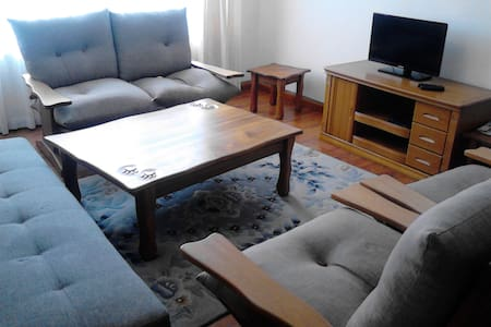 3 BHK Fully Furnished Apartment - Wohnung