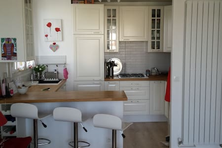 Appartement cosy à Bry sur Marne - Bry-sur-Marne - Wohnung
