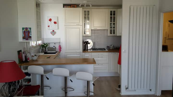 Cosy flat in Bry sur Marne