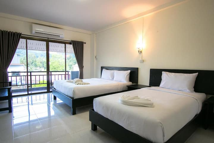 1.Aonang Memory Apartment 2 Bed (3 Person)