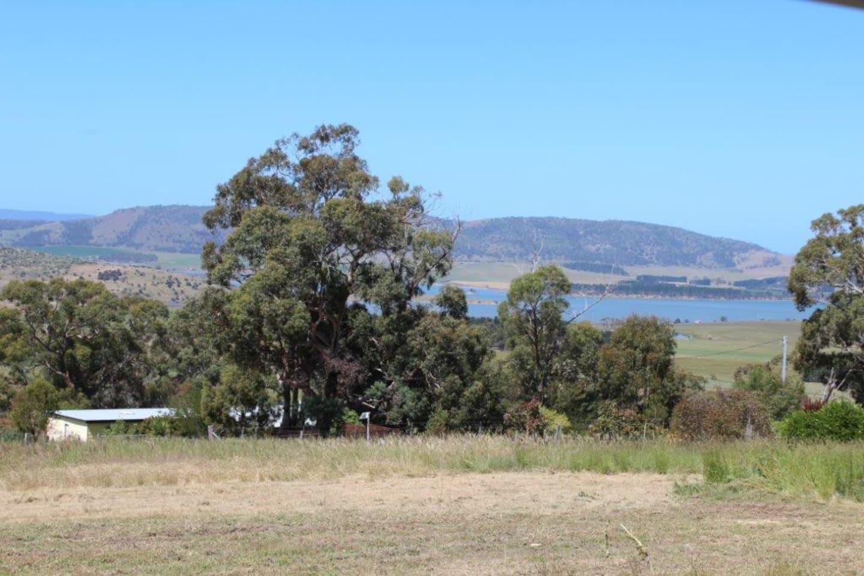 View of Coal River Estuary