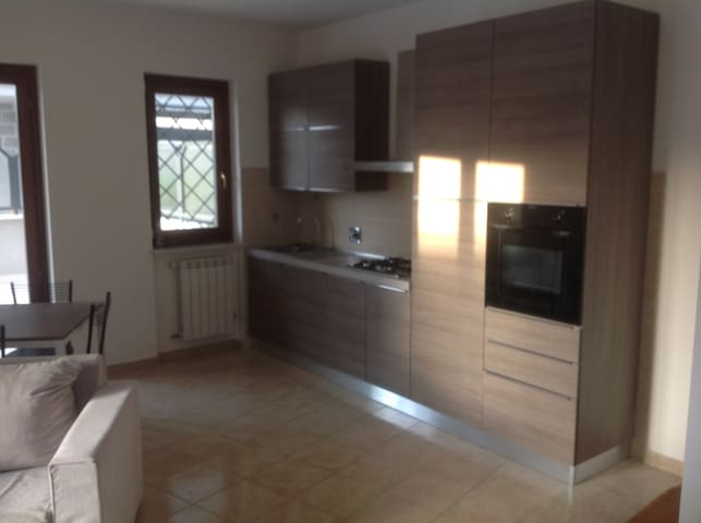 Newly built apartment - Mentana