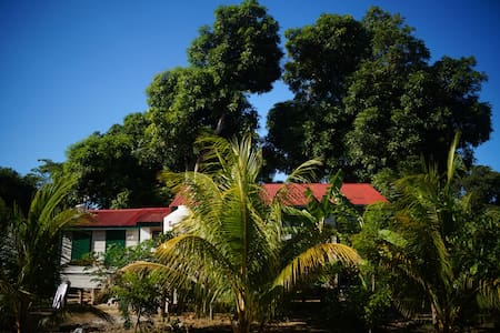 Wagunda House - back to the roots - Dangriga - House