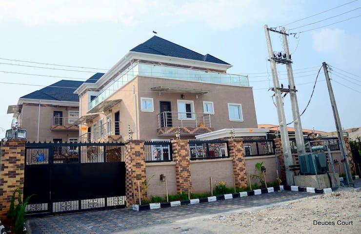 Deuces Court Apartments - Lagos