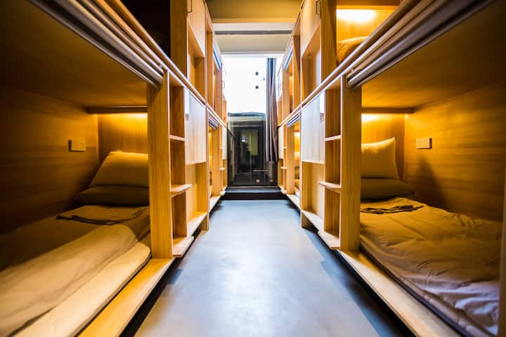 Shanghai Moreland SG in 8BFD Bed in Female Dorm